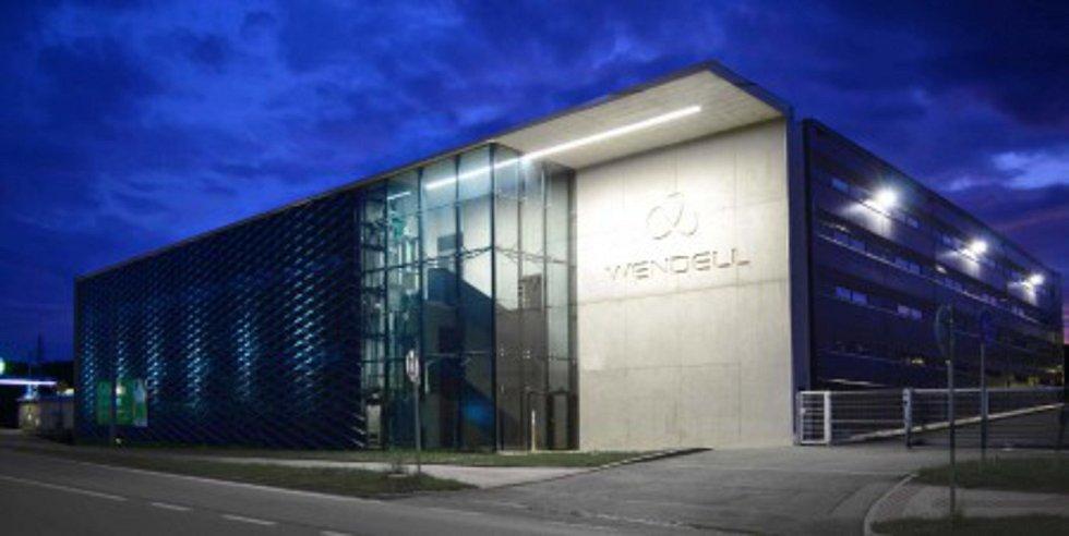 Výrobní areál společnosti Wendell a.s. Lanškroun