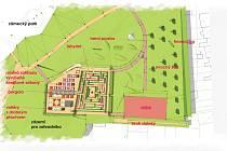 Z projektu Nimptsch nás spojuje, při kterém bude revitalizován zámecký park a obnoven objekt oranžerie.