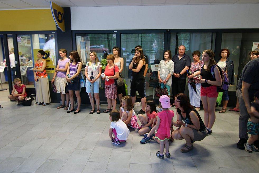 ZUŠ Open v Ústí nad Orlicí.