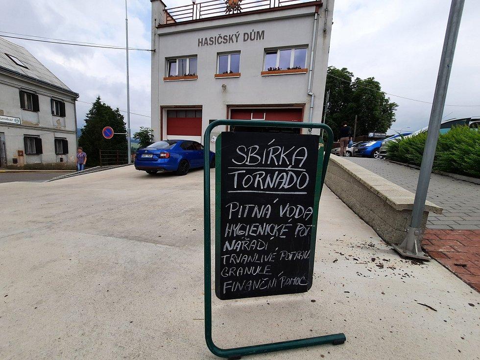Hasiči z Ústí nad Orlicí vyhlásili humanitární sbírku. Lidé mohou přispívat finančně.