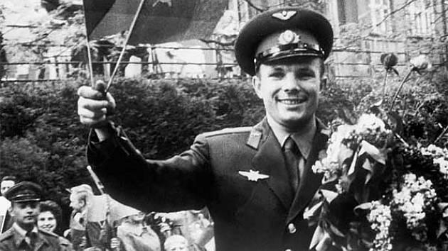 Jurij Gagarin nás pozval do vesmíru.