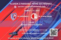 V loňské sezoně FK Pardubice doma remizoval se Slavii Praha 1:1.