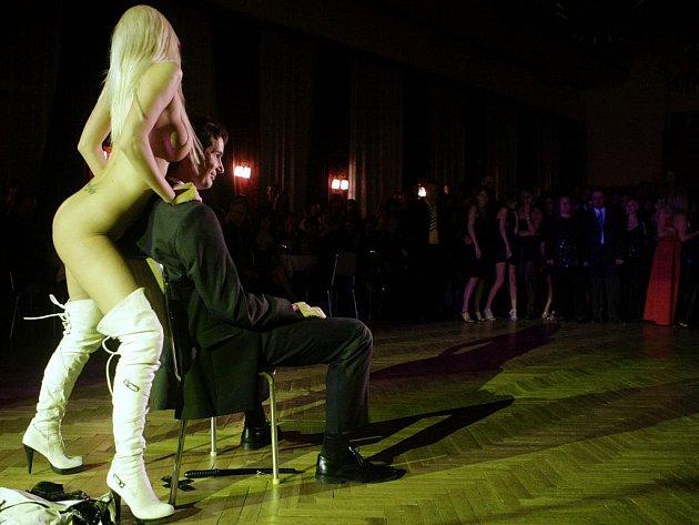 Erotický ples v Pardubicích