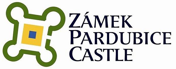 Zámek Pardubice - logo
