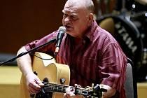 František Nedvěd zazpíval v Domě hudby