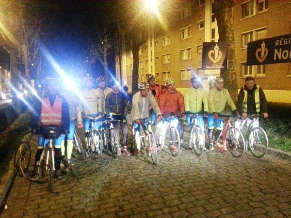 Je to tam! Česká výprava pokořila trať Paříž - Roubaix. Přes 260kilometrů, 18hodin jízdy!
