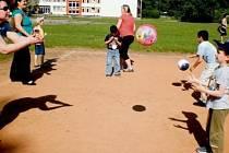 Mateřská škola na pardubickém nábřeží Závodu míru se zaměřila na podporu zdraví.