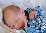 JIŘÍ SLAVOMÍR HONZÁK se narodil 26. ledna v 17 hodin a 27 minut. Měřil 49 centimetrů a vážil 3040 gramů. Maminku Kateřinu podpořil u porodu tatínek Slavomír. Rodina bydlí v Pardubicích.