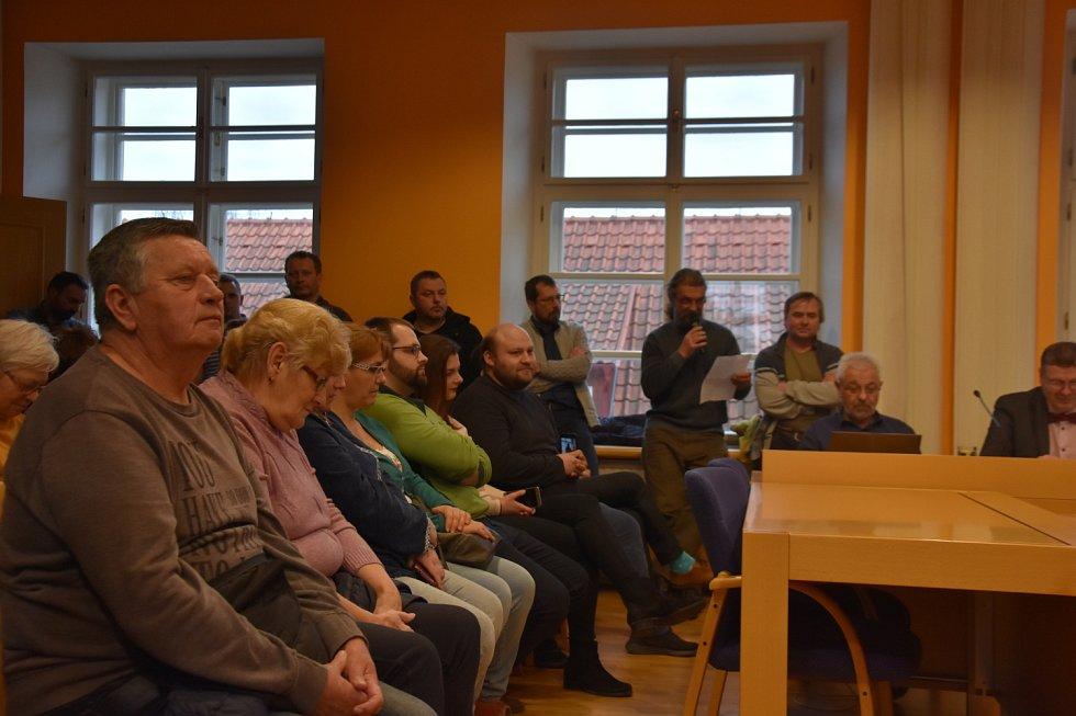 Odvolání starosty Moravské Třebové Tomáše Kolkopa