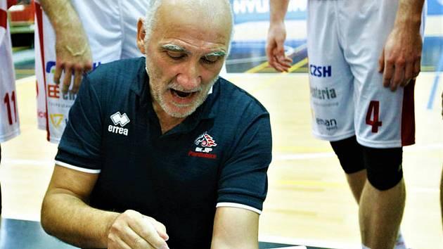 Kenneth Scalabroni, trenér BK JIP Pardubice