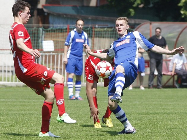 FK Pce B - Náchod 2:1