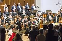 Zahajovací koncert Pardubického hudebního jara