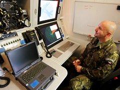 Část systému AGS by měla fungovat podobně, jako obdobný systém RACCOS (na snímku), který Armádě ČR dodala rovněž RETIA