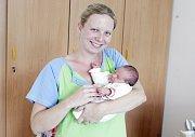 ANNA DAŇKOVÁ se narodila 16. července ve 12 hodin a 33 minut. Měřila 43 centimetrů a vážila 2020 gramů. Maminku Lucii podpořil u porodu tatínek Michal a bydlí v Seči.