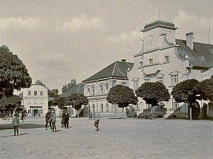 Historický pohled na Dašice