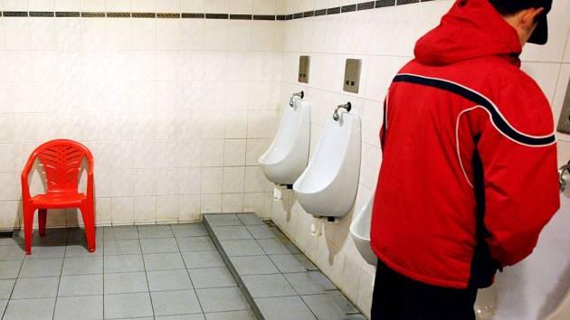 Veřejné záchodky na třídě Míru