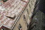 Zchátralá Machoňova pasáž čeká stále na rekonstrukci