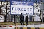 Počítačový gigant Foxconn připravuje kvůli finanční krizi nepopulární balíček opatření