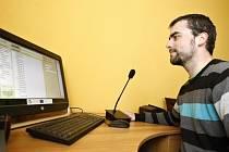 Ovládání obecního rozhlasu v Dašicích