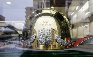 Zlatá přilba bude letos stejná, za rok čeká vítěze překvapení