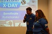 X-Day: Představeno bylo šest projektů z Kutnohorska.