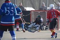 Finále 29. ročníku Přeloučské hokejbalové ligy.