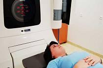 Lineární urychlovač pro léčbu rakoviny