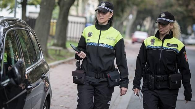 """Do ulic Pardubic se vrátí """"Poměnkové Marie"""" - hlídky městské policie složené z žen. Zaměří se na dopravu a veřejný pořádek na Dukle či ve Svítkově."""