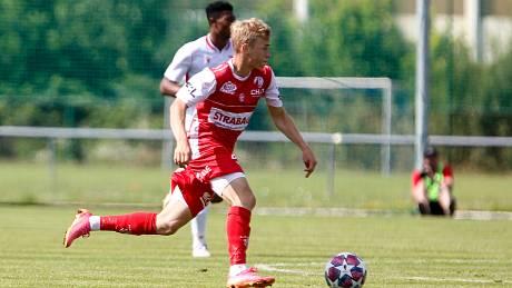 Fotbalová příprava: FK Pardubice - AS Trenčín