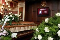 Pardubické krematorium nabízí novinku - multimediální produkci při smutečním obřad