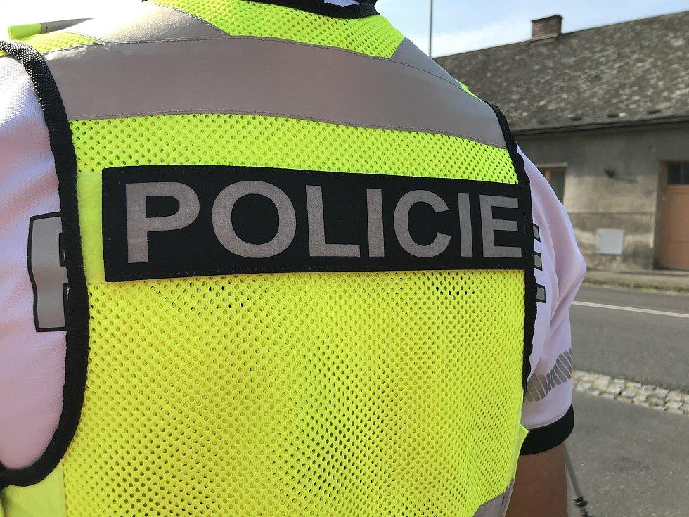 Řidiči  jezdili ukázněně. Policisté je donutili sundat nohu z plynu, když o chytací akci masivně informovali předem.