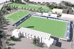 Vizualiazce možné podoby Letního stadionu Pardubice a jeho okolí