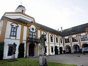 Choltický zrekonstruovaný renesanční zámek