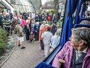 Cvičná evakuace. Pardubice si ji dnes vyzkouší ve velkém. Autobusy z ohrožených míst odvezou na 800 osob.
