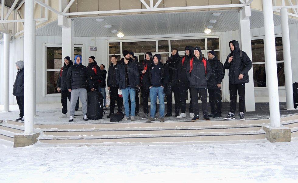 Basketbalová reprezentace v Rusku