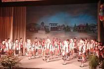 Folklorní festival Tradice Evropy