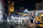 Vánoční trhy se konají každý adventní víkend v Automatických mlýnech.