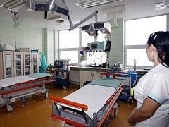 Traumatologické centrum pardubické nemocnice