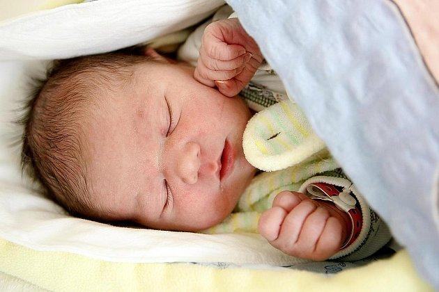 Adéla Brňáková se narodila 8. dubna v 0:09 hodin. Měřila 49 centimetrů a vážila 3280 gramů. Maminku Pavlínu u porodu podpořil tatínek Martin. Doma v Dolní Rovni čeká ještě tříletý bráška Štěpán.