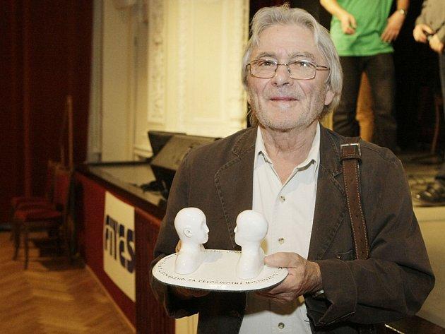 Ladislav Mrkvička s cenou