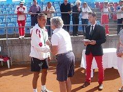 Radek Čížek je seniorským tenisovým mistrem světa