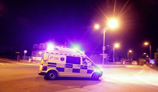 Posádky záchranné služby se kvůli množství drobných incidentů pohybovaly doslova rovnou od případu kpřípadu.