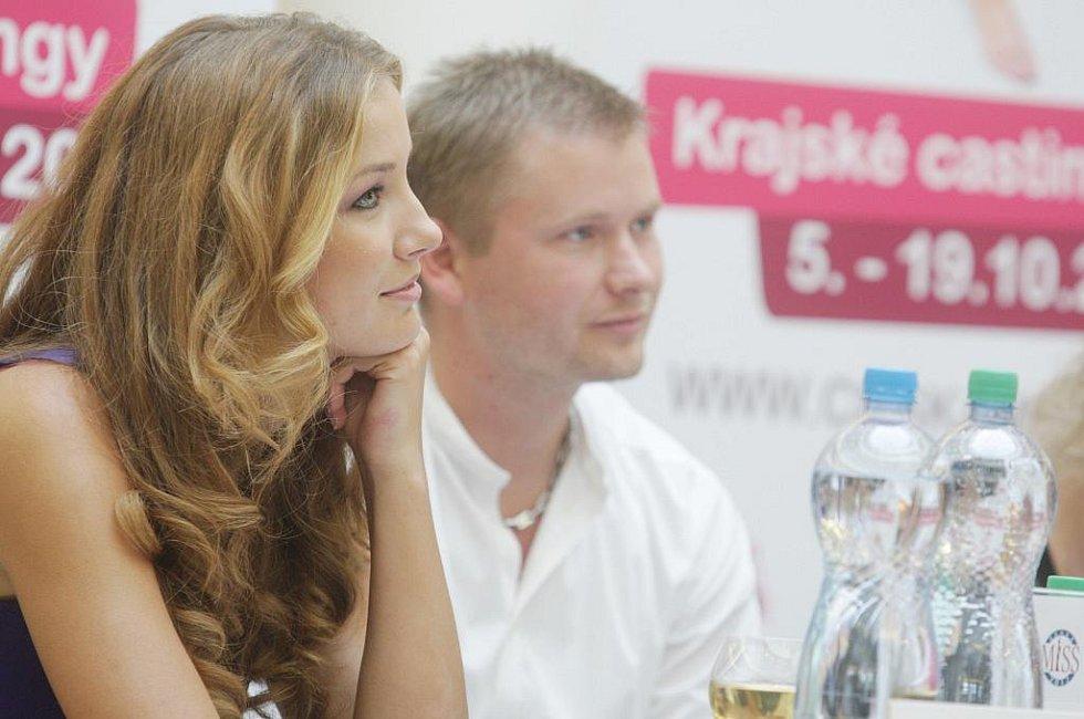Casting České miss 2011 v Pardubicích