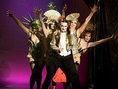 Galavečer smíchu 2015 v pardubickém divadle.