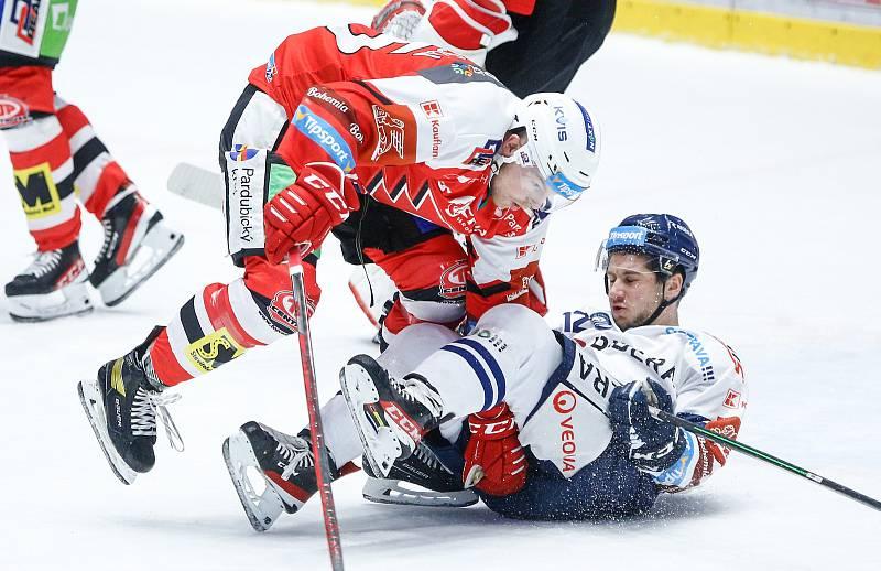 Hokejová extraliga - 5. kolo: HC Dynamo Pardubice - HC Vítkovice Ridera