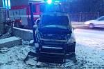 Čtvrteční dopravní nehody v Pardubickém kraji