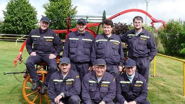 Poběžovičtí hasiči