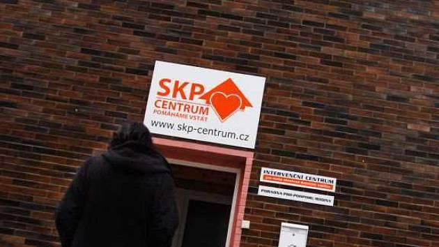 Nové intervenční centrum SKP