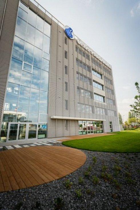 Administrativní budova Vápenka, Pardubice