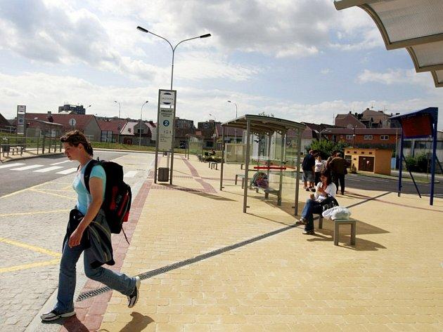 Nové přeloučské autobusové nádraží je už v plném provozu